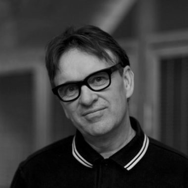 Chris Difford Arvon writing tutor head shot