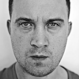 Chris Thorpe Arvon writing tutor head shot