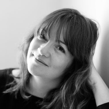Eimear McBride Arvon writing tutor head shot