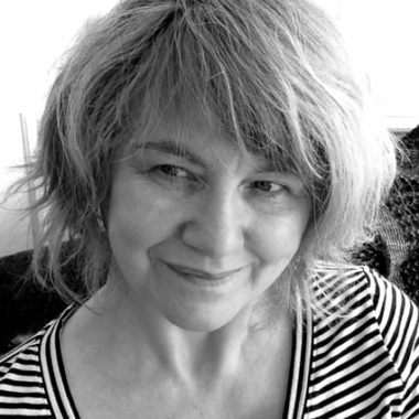 Andrea Gibb Arvon writing tutor head shot