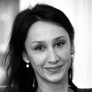 Monica Ali 2011 Arvon writing tutor head shot