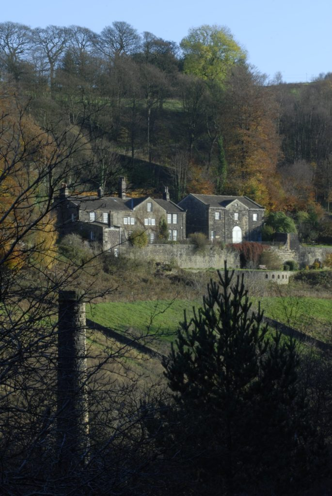 Lumb Bank property