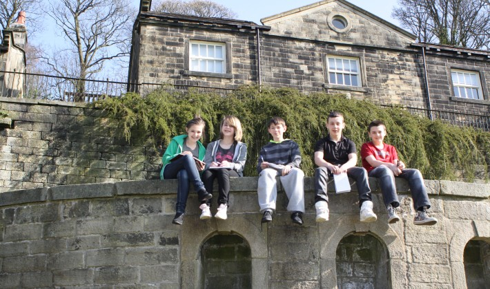 Freebrough Academy Arvon Schools Group Writing Week