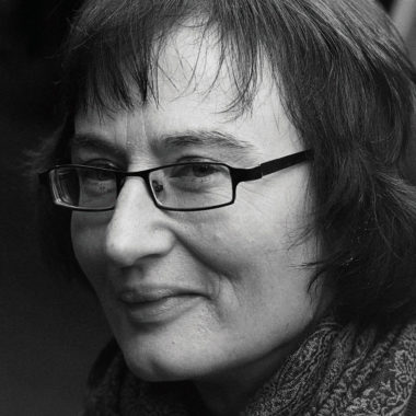 Fiona Sampson Poetry Course Tutor
