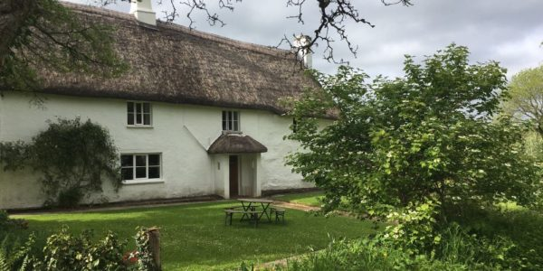 Totleigh Barton Creative Writing Course in Devon