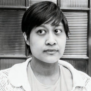 Khairani Barokka Arvon writing tutor