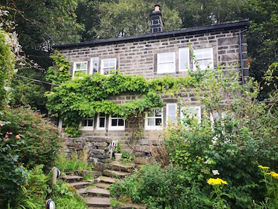 Tutor Cottage Lumb Bank